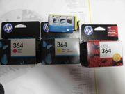 Druckerpatronen HP 364