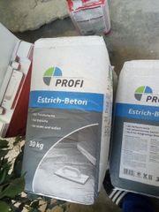 estrich beton 6sack a 30