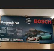 Bosch GSS 230 AVE
