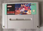 Aladdin - Super Nintendo SNES