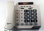 Senioren-Telefon Geemarc PhotoPhone 100 in