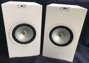 KEF Q350 Weiß Paar Rest-Garantie