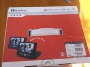 Doppelbildschirm DVD Player für KFZ