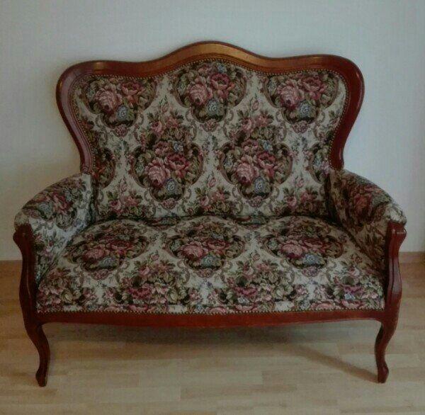 Sitzbank Sofa Couch Sitzmöbel 2