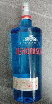 Henderson Dry Gin 0 7l