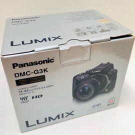 Digitalkameras, Webcams - Panasonic Lumix DMC-G3K