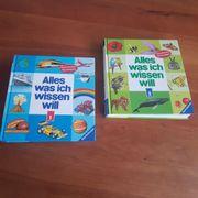 Kindersachbuch alles was ich wissen
