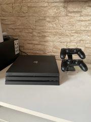 PlayStation 4 Pro inkl 2