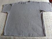 Vintage Shirt Waffelpique-Shirt Gr 48