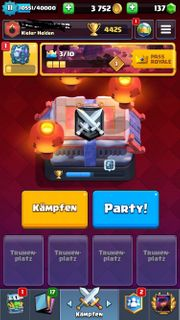 Clash Royale Account höchste Arena