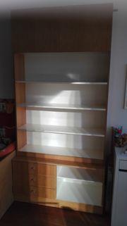 Bücherregal Kasten