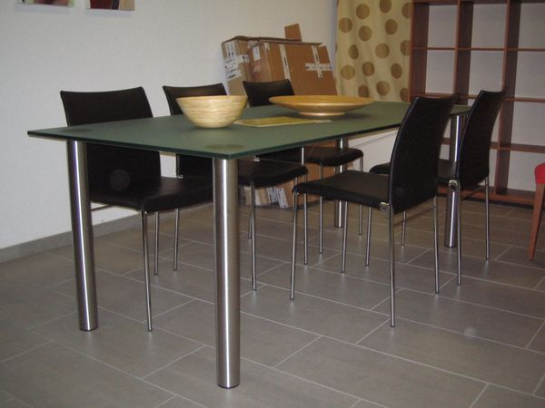 DESIGNERTISCH SWISS COLLECTION HUTTER - MODELL