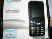 HANDY SIMVALLEY OVP SX-330 black