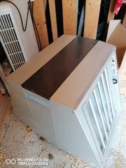 Hundetransportbox für PKW zu verkaufem