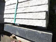 Randsteine Granit