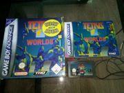 Teris Worlds für Game Boy