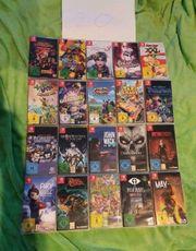 Nintendo Switch Spiele 46 Stück