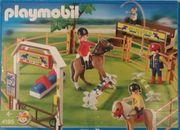 Playmobil 4185 Reiterhof u Springplatz