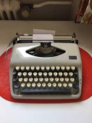 TIPPA Reise - Schreibmaschine TIPPA von