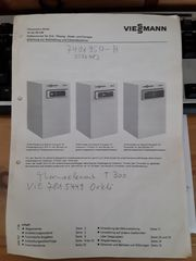 Viessmann Atola Betriebsanleitung Montageanleitung Gasumstellung