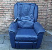 HIMOLLA Massage-Sessel diverse Funktionen integrierte