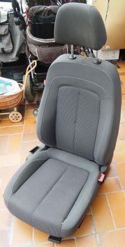 Seat Exeo Beifahrersitz Reference