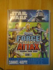 Sammelkarten Force Attax Pokemon und