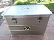 Verkaufe Alu- Kiste L60xB40xH40cm mit