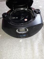 Philips CD Player mit Radio