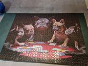 1000 Puzzel Hunde