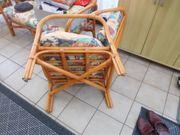 Rattan-Möbel für Wintergarten- Terrasse - oder
