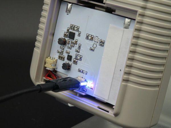 USB-C Akku für Nintendo Gameboy