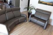 Himolla Relax Sofa mit Zweisitzer