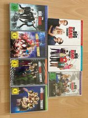 Big Bang Theory DVD Staffel