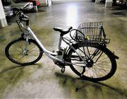 E-Bike günstig abzugeben auf Verhandlungsbasis