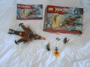 70601 LEGO Ninjago Luft-Hai Set