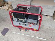 Avesco Diesel Notstromgruppe
