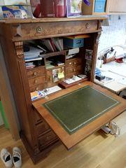 Sekretär Schrank Schreibtisch