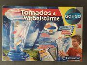 Experimentierset Galileo Tornados und Wirbelstürme