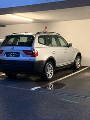 BMW X3 3 0