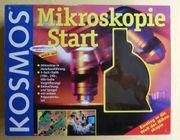 Kosmos Mikroskop Start Einstieg in