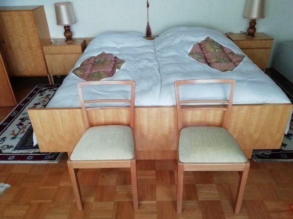 Top Schlafzimmer Edel zeitlos Echtholz