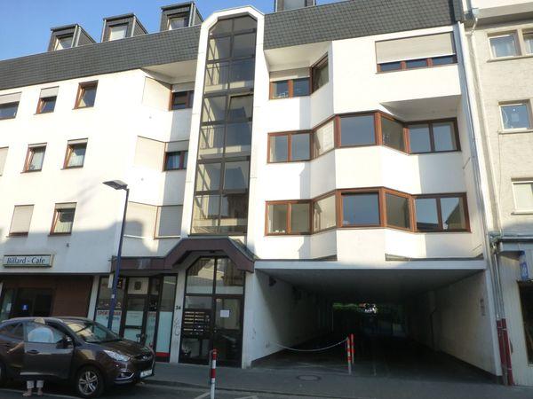 Tiefgaragenstellplatz in der Offenbacher Innenstadt