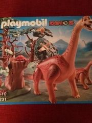 Playmobil 5231 Brachiosaurus mit Baby