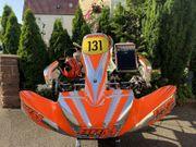 rennkart schaltkart BRM Racing TM
