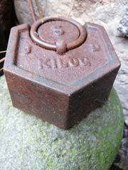 Gewichtstein antik