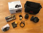 Spiegelreflexkamera Canon EOS 650D