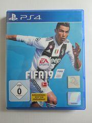 PS4 FIFA 19 - Playstation - Tisch - Wohnung -