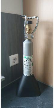 Verkaufen befüllte CO 2 Flasche