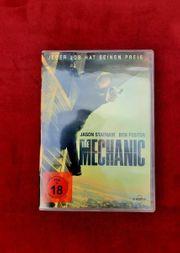 dvd Jason StathamThe Mechanic film